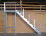 Treppenanlagen Industrie