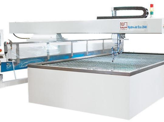 Wasserstrahlschneiden 3800 bar