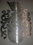 Stahl Wappen Lederle