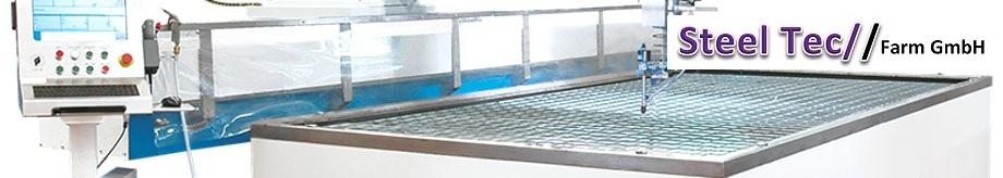 Steel Tec Metallbau - Edelstahl & Stahlverarbeitung